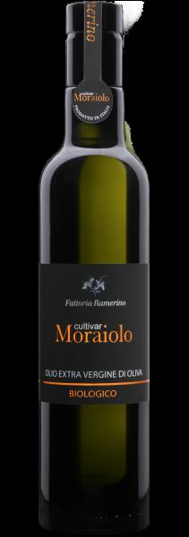 Moraiolo Olio extra vergine d'oliva BIO 0.5 L – Fattoria Ramerino
